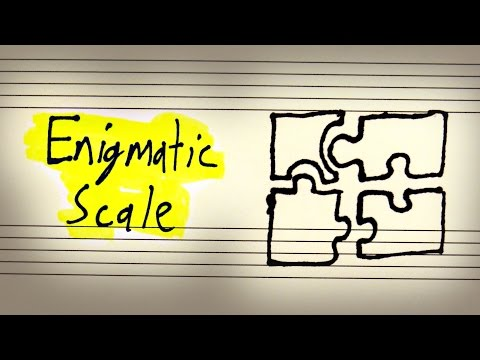 The Enigmatic Scale: Music As A Puzzle