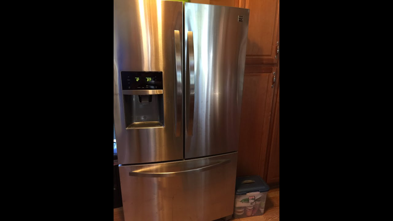 Review Of Kenmore Refrigerator