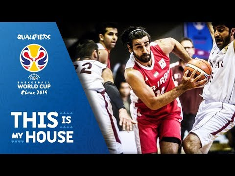 Iran v Qatar - Highlights - FIBA Basketball World Cup 2019 Asian Qualifiers