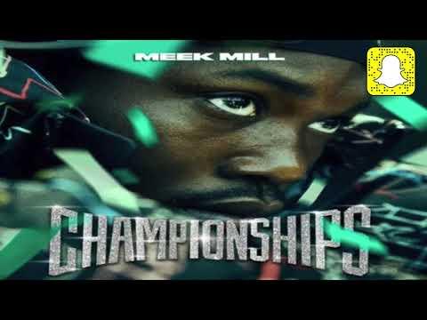 Meek Mill - Trauma (Clean) (Championships)