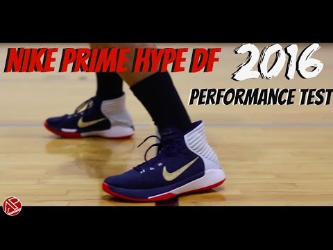 check out 8b947 7167e Nike Prime Hype DF 2016 Performance Test! - YouTube