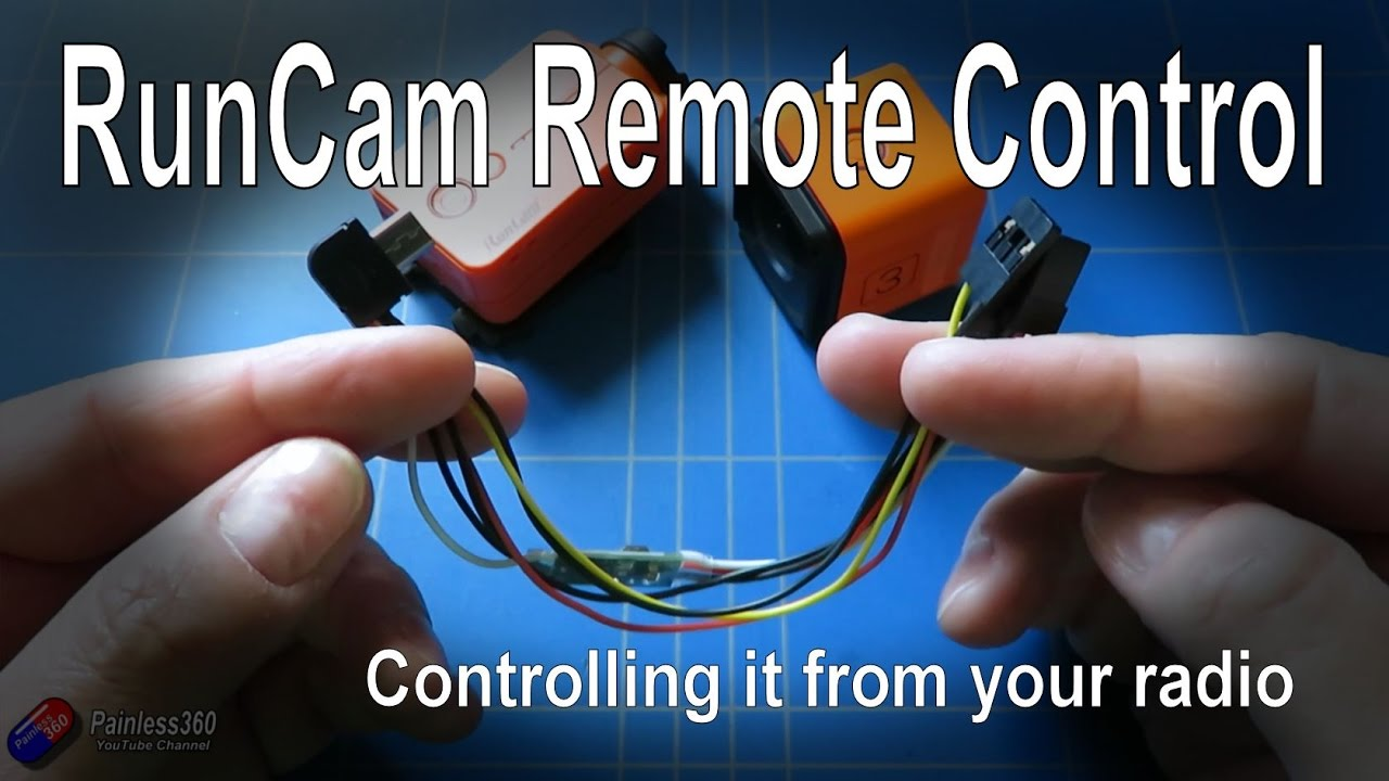 Rc Quick Tips Remote Control Runcam 2 3 Using An Channel R C Switch For Radio Includes Camera Shutter