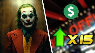 The Joker Phenomenon, Earnings Now At 15 Times Budget