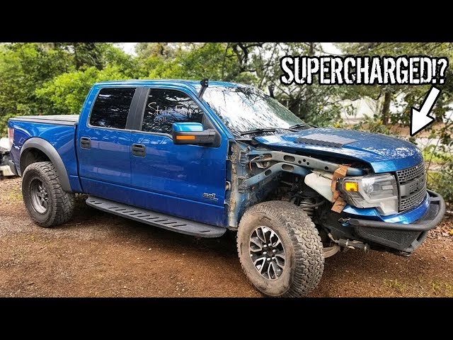 I Bought A Raptor at Auction with a BIG Secret No One Saw!