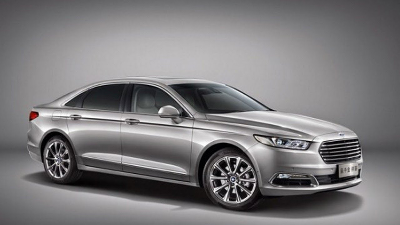 2019 ford taurus redesign