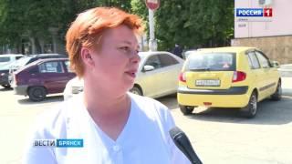 Центр Брянска задыхается от машин
