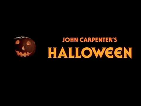 John Carpenter - Halloween Theme [Halloween, Original Soundtrack]