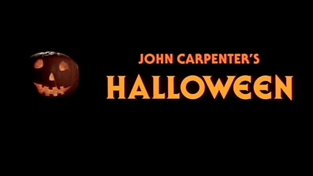 john carpenter - halloween theme [halloween, original soundtrack