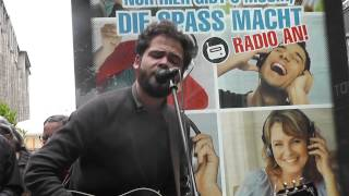 08 Passenger - Dancing In The Dark, Bruce Springsteen Cover (Live at Spitalerstraße, HH, 13.05.2013)