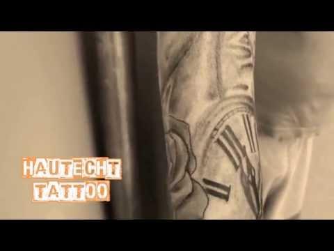 Unterarm Sleeve Tattoo  Artist B.K. Hautecht-Tattoo