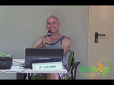 SOAVEG 2015 - Franco Licori: Tutte le facce del veganismo
