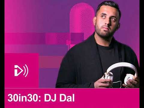 30 in 30 Mix - BBC Asian Network - By DJ DAL