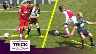 PEPE NUTMEG 😱 FIRMINO FLICK ASSIST 🔥 | Best of Premier League Trickbox 2019