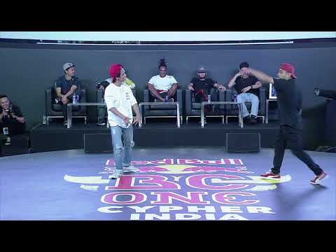 Red Bull BC One Cypher India 2018 | Semifinal: Benman vs. Flying Machine