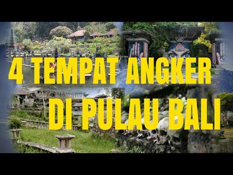 4 TEMPAT ANGKER DI PULAU BALI #BaliIsland #Misteri