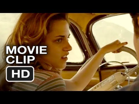 On the Road (2012) Clip #2 - Something Normal - Jack Kerouac Movie HD