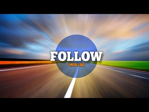 Follow Unfollow - Pastor Steve McKinney