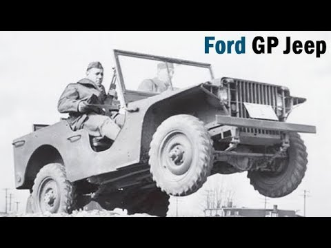 Ford Scout Cars Join the US Army | World War 2 Newsreel | 1941