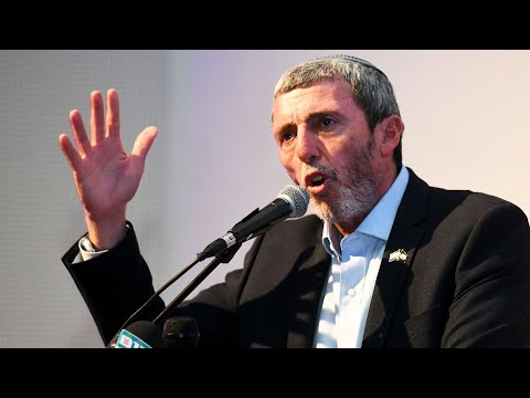 Israel&39;s Education Minister Says Something We Can&39;t Put In A  Title