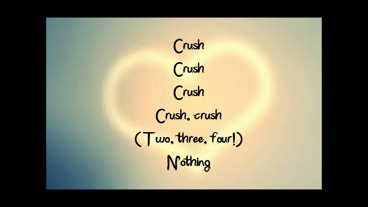 musica de paramore crushcrushcrush