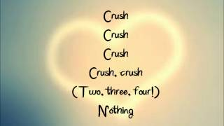 Paramore-Crush Crush Crush lyric video