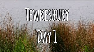 Tewkesbury Day 1. Setup, neighbours & laughter