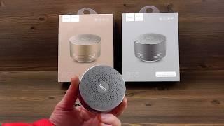 ОБЗОР: Фирменная Портативная Bluetooth Колонка с TF и Микрофоном