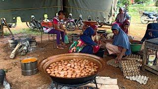Suasana Dapur REWANG Tempat Orang Jawa