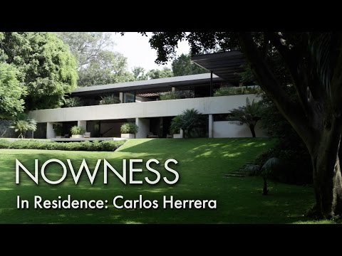 In Residence: Carlos Herrera - take a look around the architects Mexican holiday home
