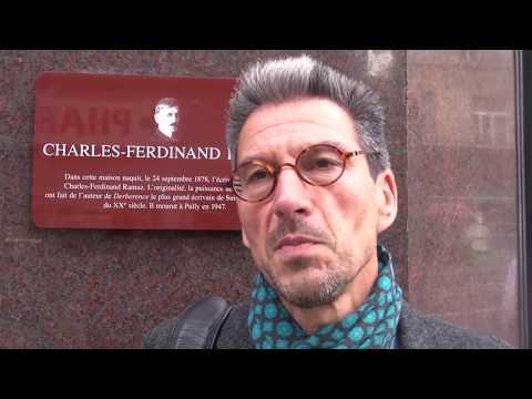 Balade à Lausanne sur les pas de Ramuz