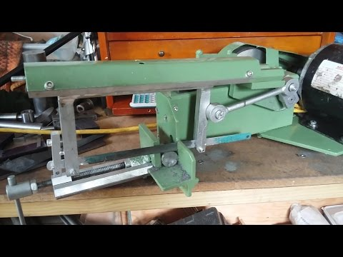 Homemade Power Hacksaw | Doovi