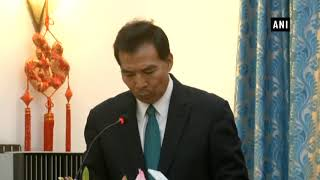 Chinese Envoy to India encourages Indian & Chinese students to study in each others' countries