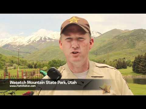 Wasatch Mountains State Park, Utah