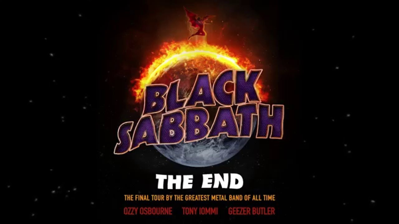 Bildergebnis für Black Sabbath the end