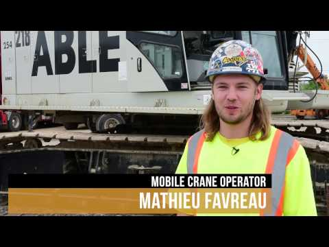 The Benefits Of Becoming A Crane Operator
