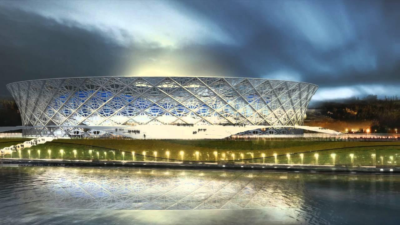Image result for Новый стадион в Волгограде фото