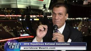 World Over - 2016-07-21 – Robert Davi with Raymond Arroyo
