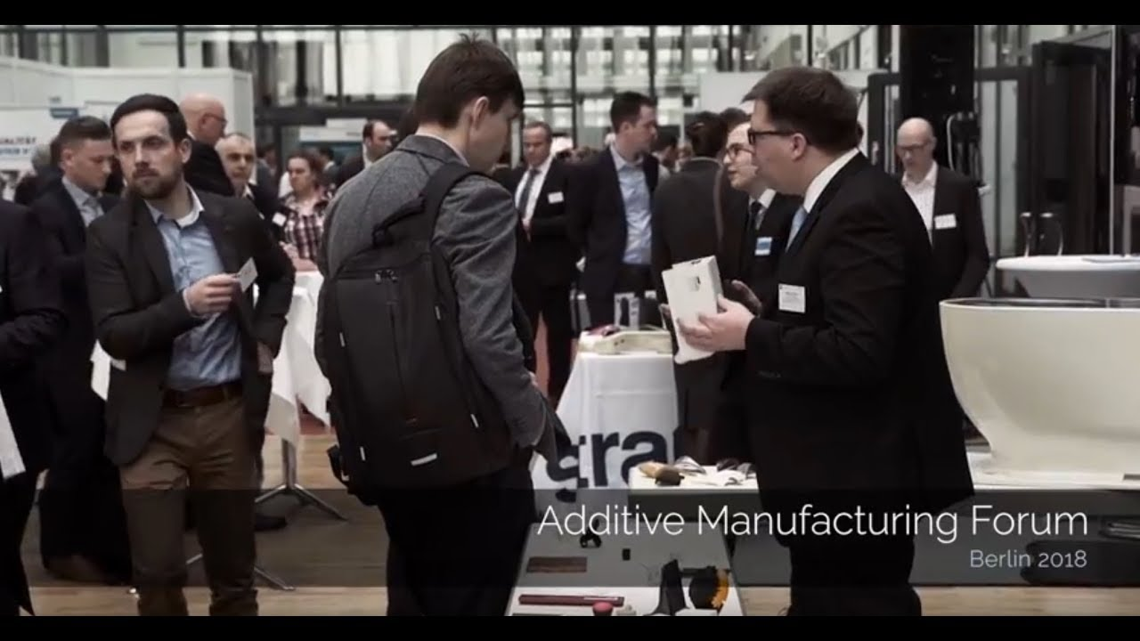 AM Forum 2018: Is additive manufacturing a threat to traditional manufacturing?