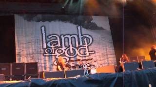 Lamb of god - The Number Six LIVE @ Metaltown 2012