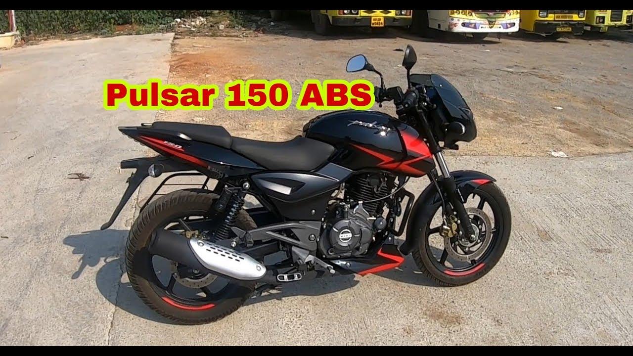 Bajaj Pulsar 150 ABS 2019 Walkaround + Brake Test+Price + Mileage in Hindi