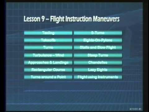 CFI - Flight Instruction Maneuvers - ASA (Aviation Supplies & Academics)