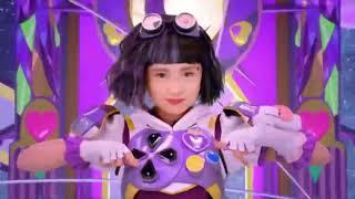 Bittomo x Senshi Kirameki Powers| Kirapower Moon's First Transformation! (From the second episode!)