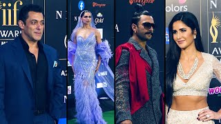 IIFA | Deepika Padukone, Ranveer Singh, Katrina Kaif make big night a fashionable affair