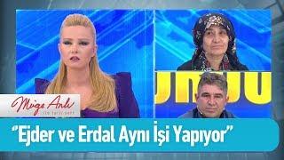 ''Ejder ve Erdal aynı işi yapıyor!'' - Müge Anlı ile Tatlı Sert 4 Nisan 2019