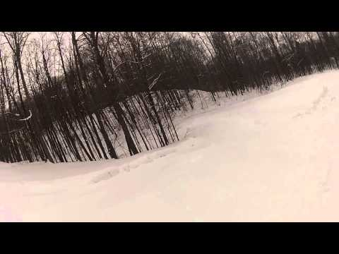 2014 Mountainview Nordic Ski Cross Course Teaser