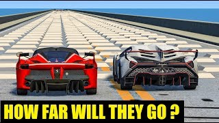HOW FAR WILL THEY GO? #10 - BeamNG Drive Crashes