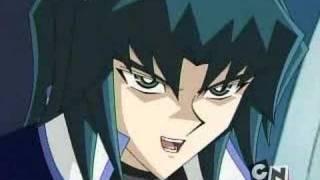 Yu Gi Oh GX Final Fight Jaden vs Zane
