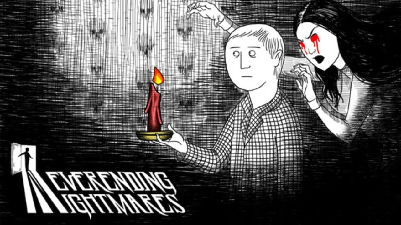 Neverending Nightmares - A Psychological Horror Game