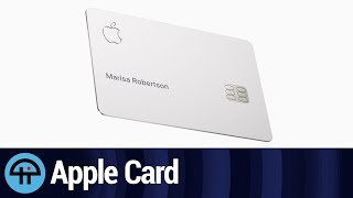 Apple Card Starts Rolling Out