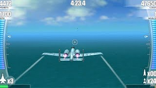 After Burner: Black Falcon PSP Gameplay HD